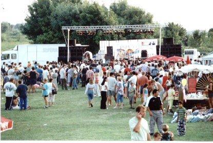 Tisza-tavi Fesztivál 2002.