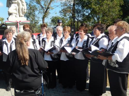 Centenáriumi megemlékezés Tiszanánán